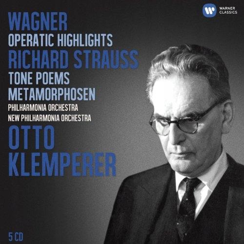 CD Wagner/Strauss - Operatic.. -Ltd- Otto Klempere