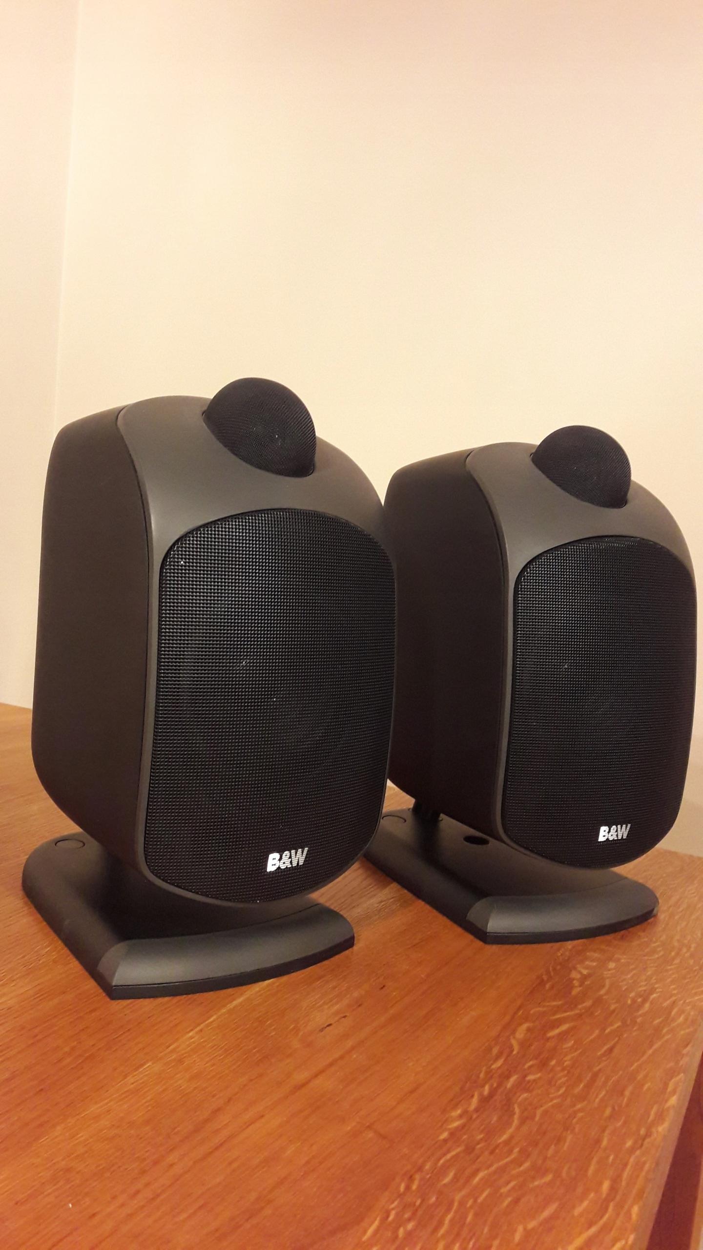 Bowers & Wilkins LM1 - głośniki