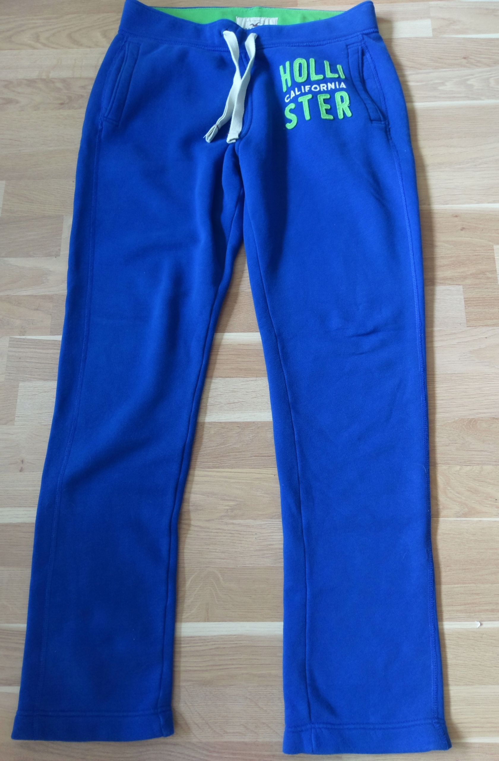 HOLLISTER - spodnie dresowe rozm.M