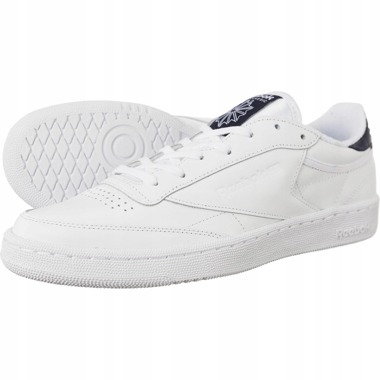 REEBOK CLUB C 85 EL 688 (42) Męskie Sneakersy