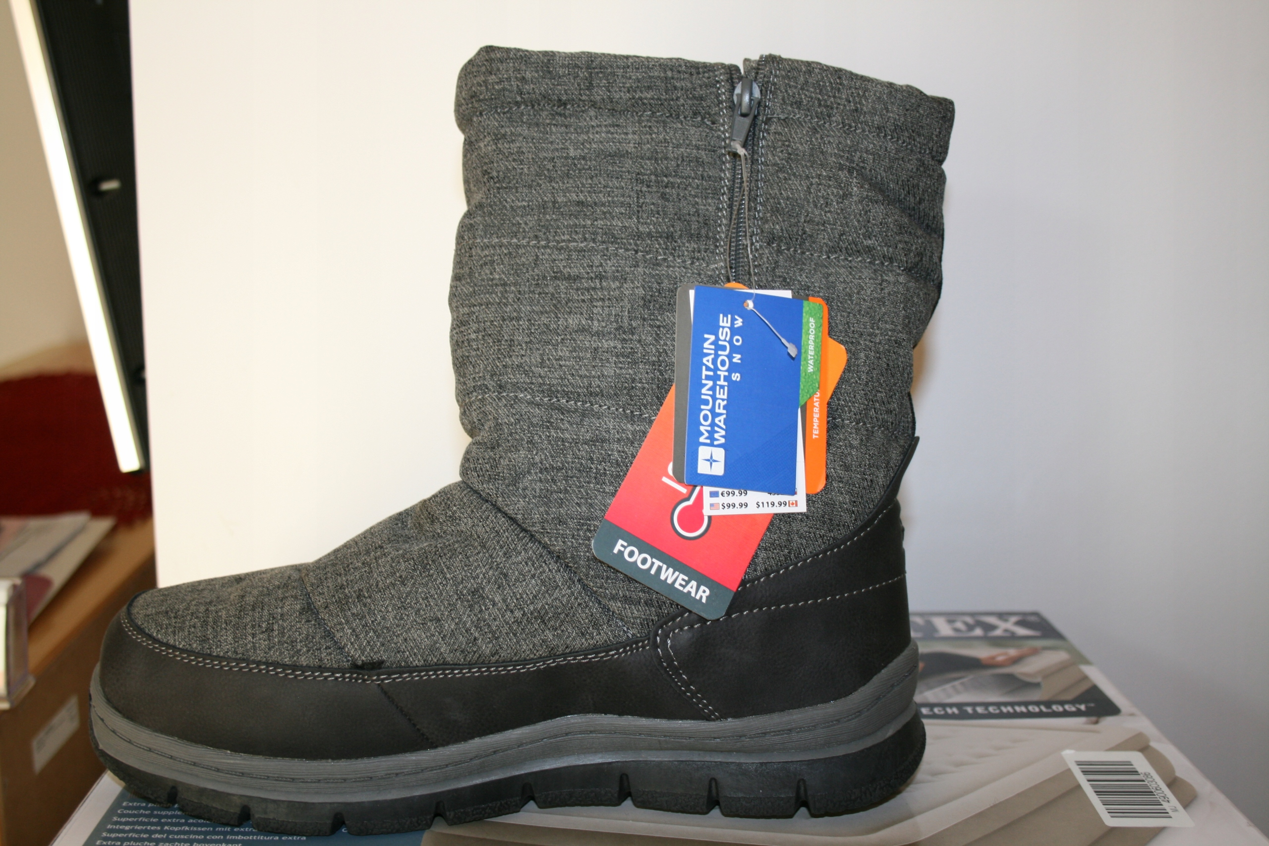 Buty damskie ISOTHERM 200 MOUNTAIN WAREHOUSE
