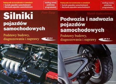 Silniki pojazdów Zając + Podwozia i nadwozia