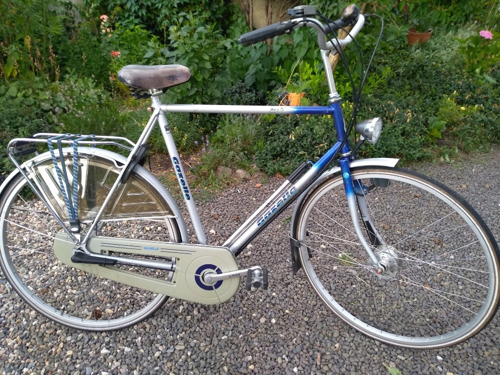 Ładna Klasyczna Gazelle Tour De France 28''