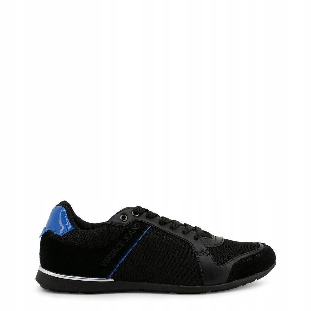 Buty Męskie Versace Jeans - YRBSB1 black / 39