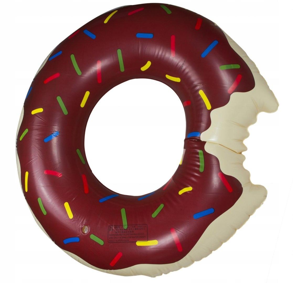 Koło dmuchane Donut 120cm