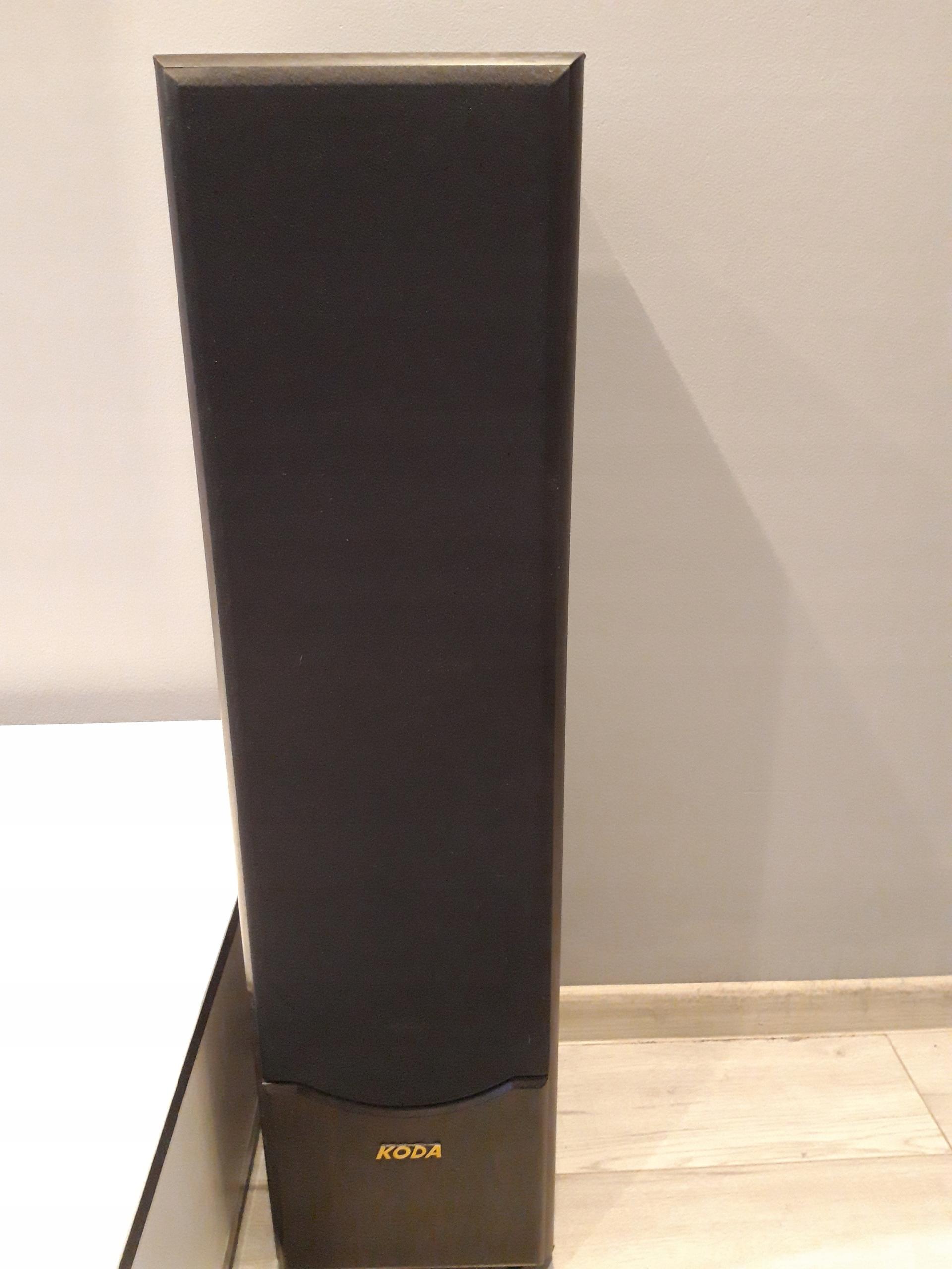 Kolumny glośniki Koda 702 v2 2szt Kolumny podłogo