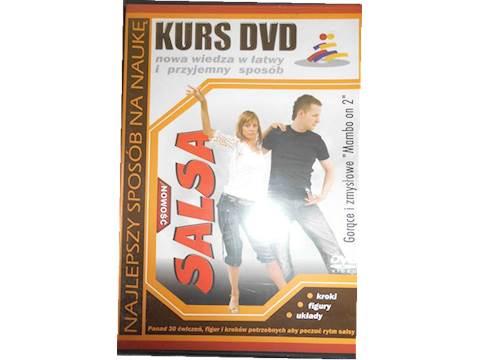 Salsa Kurs DVD - DVD pl lektor