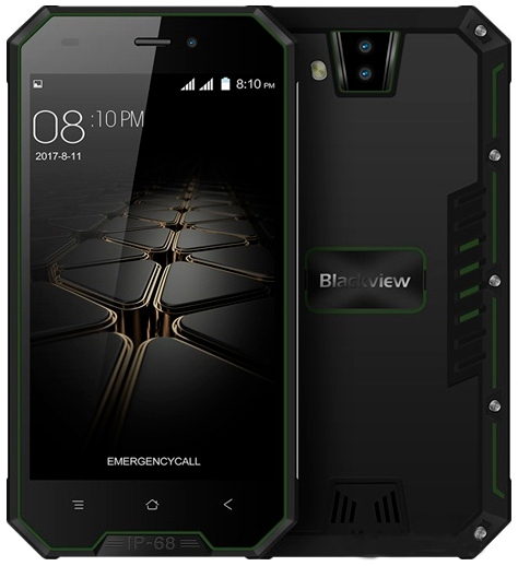 "Telefon Blackview BV4000 Pro 2/16GB 4,7"" IP68"