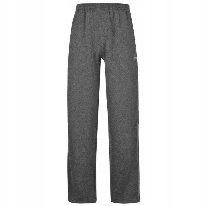 Spodnie Slazenger bez ściągaczy proste 482011 L
