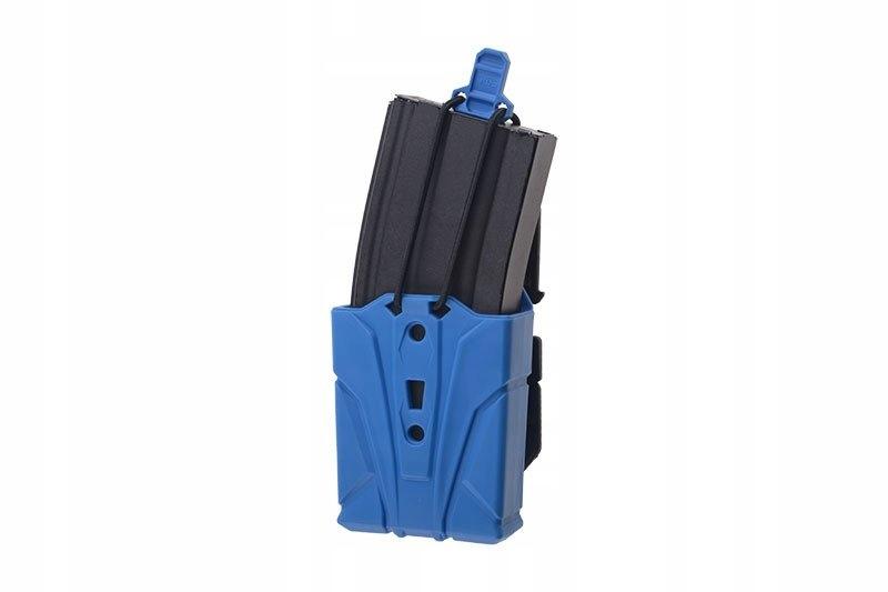 Ładownica Elastic Load (MOLLE) - niebieska