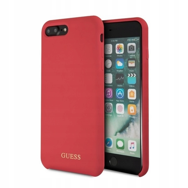 GUESS Etui hardcase GUHCI8LLSGLRE iPhone 7/8 Plus