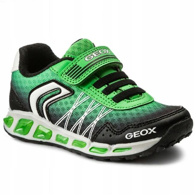 BV9249 GEOX buty sportowe dziecięce 24