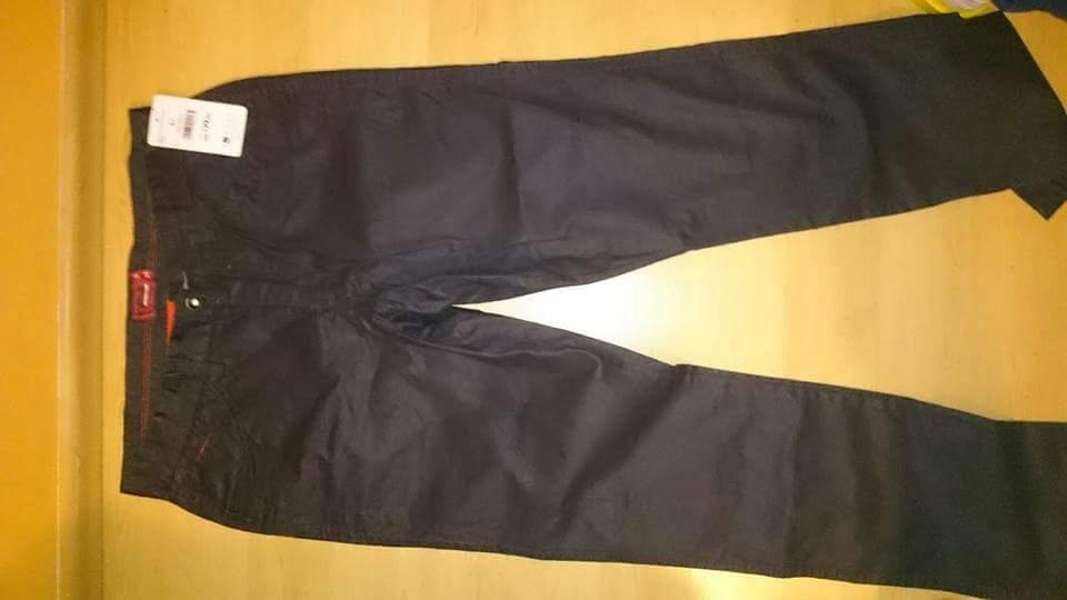Spodnie Reserved Czarne size 31/31