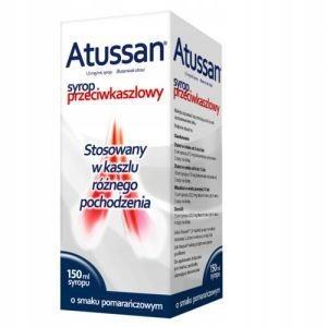 ATUSSAN syrop 150 ml