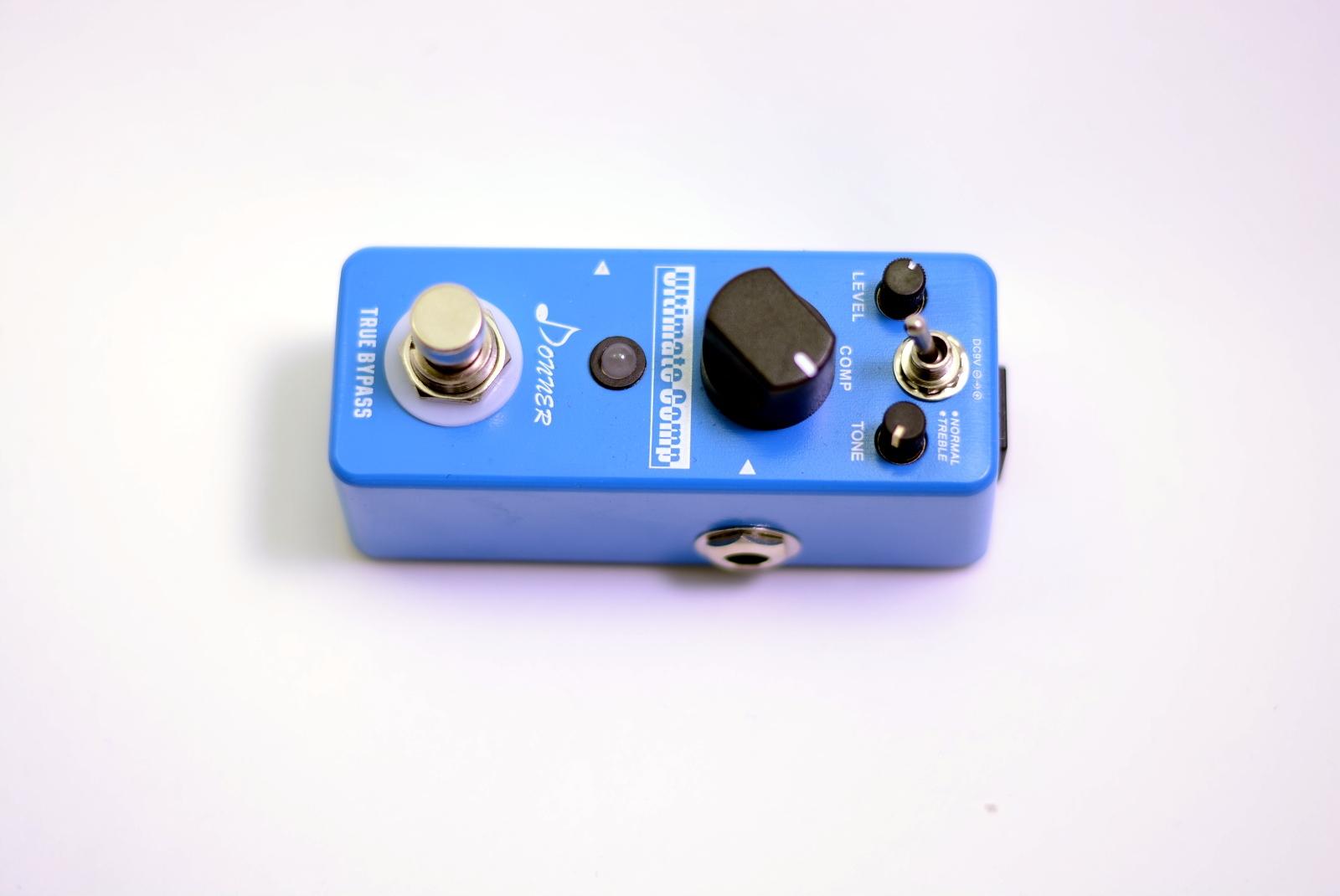 Donner Ultimate Compressor efekt gitarowy