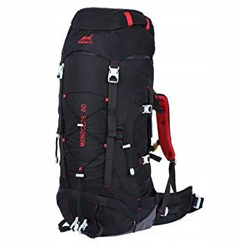 Plecak Turystyczny Ameiseye 60 L Stelaż
