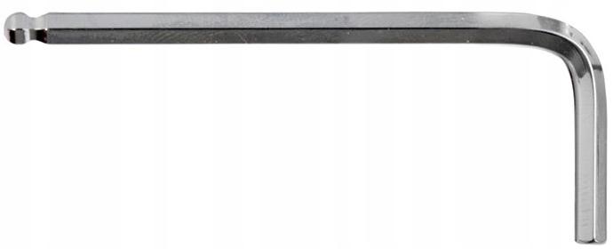 Klucz imbusowy z kulką 2.0mm 102/18 CRV Proline