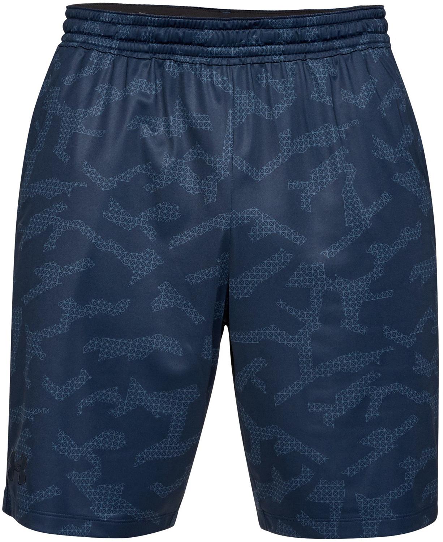Spodenki Under Armour MK1 Shorts Printed Blue # L