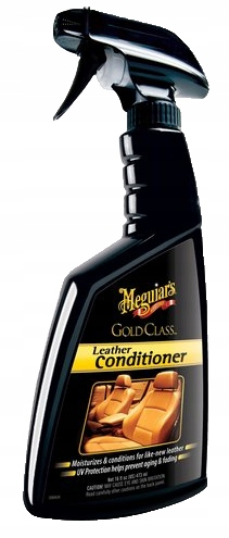 MEGUIARS - Gold Class Leather Conditioner SKÓRA