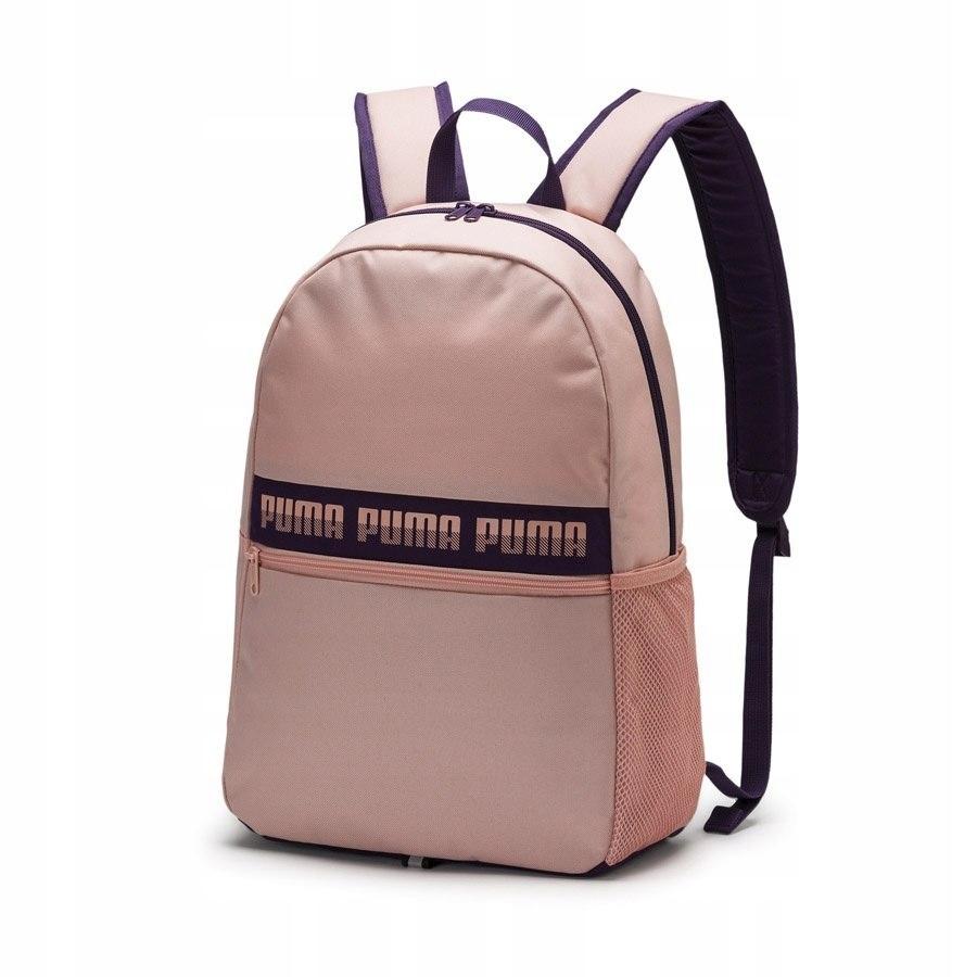 Plecak Puma Backpack II 075592 10 pomarańczowy