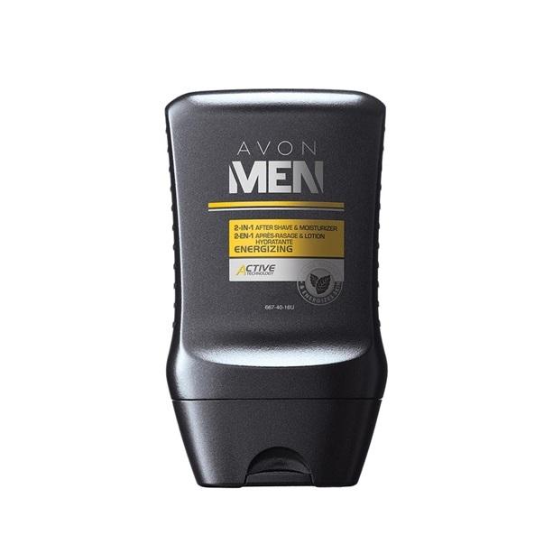 AVON Nawilżający balsam po goleniu MEN