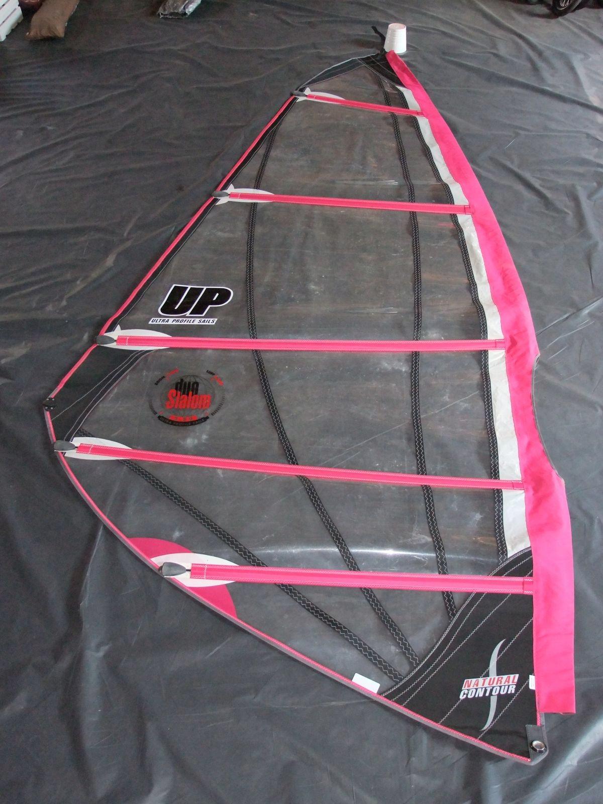 Żagiel do windsurfingu DUO SLALOM.-pow.5,5 m