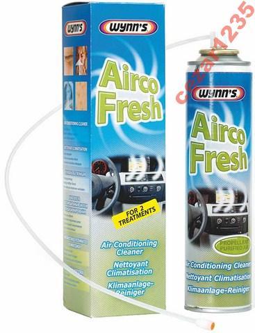 Wynn's Airco Fresh ODGRZYBIACZ CZYSZCZENIE KLIMATY