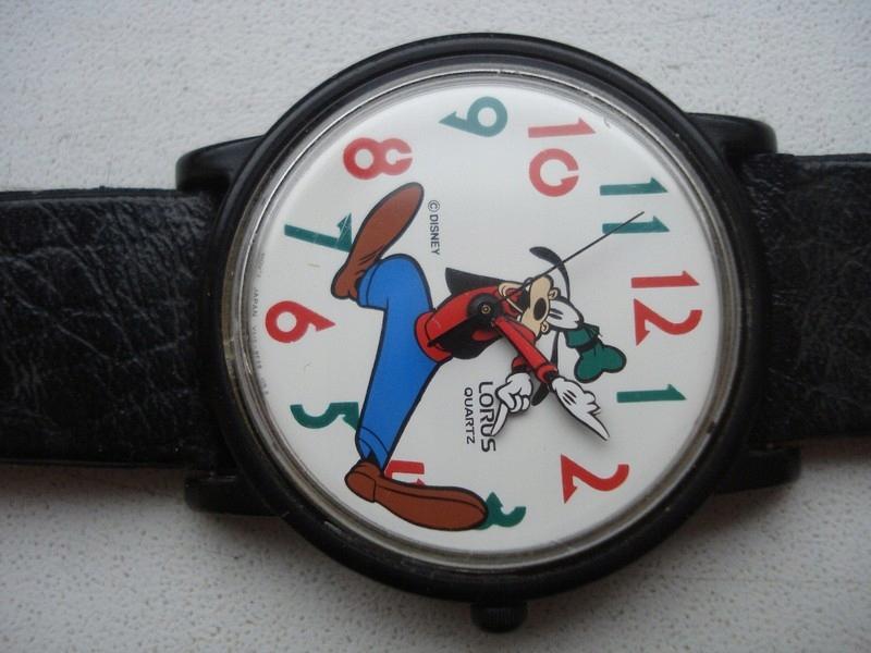 Lorus Zegarek Disney Goofy Myszka Miki