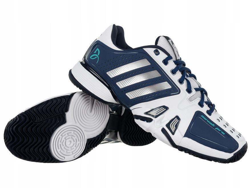 Buty Adidas Novak Pro męskie do tenisa 49 13