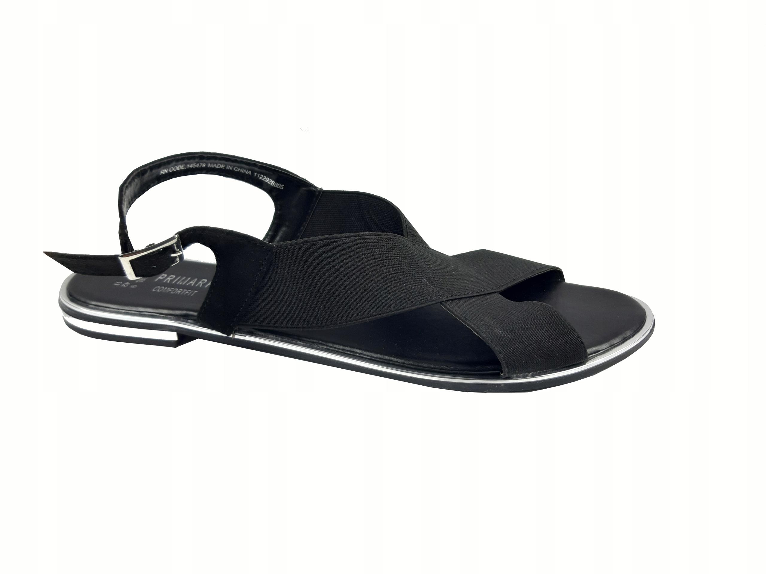 Primark sandały 43 - 43,5 normalna szerokość stóp
