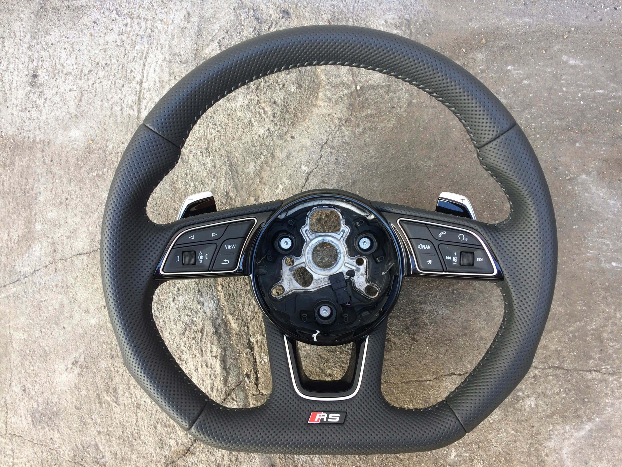 KIEROWNICA AUDI RS F1 8W F5 ORG JAK NOWA