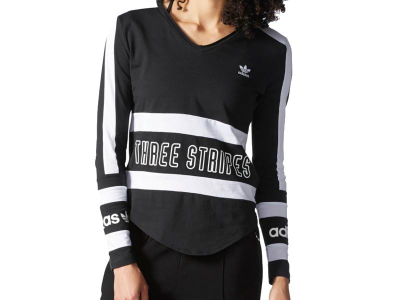 42d42a5dffa4a1 Koszulka Fitness Bokserka ADIDAS CLIMACOOL L 40. Bluzka Adidas Longsleeve  3S ORIGINALS AY6696 38