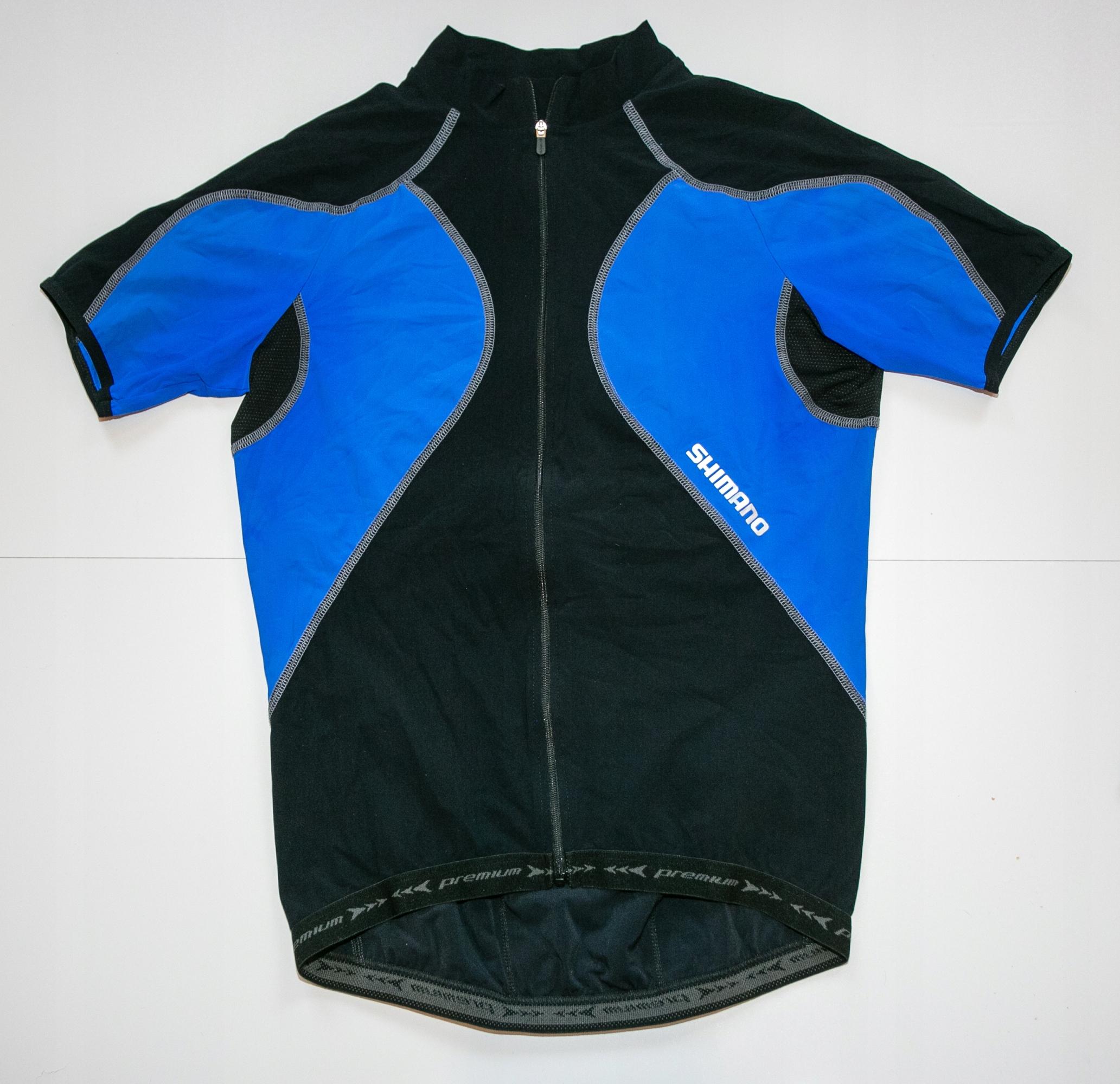 Shimano Premium Shirt świetna koszulka na rower L