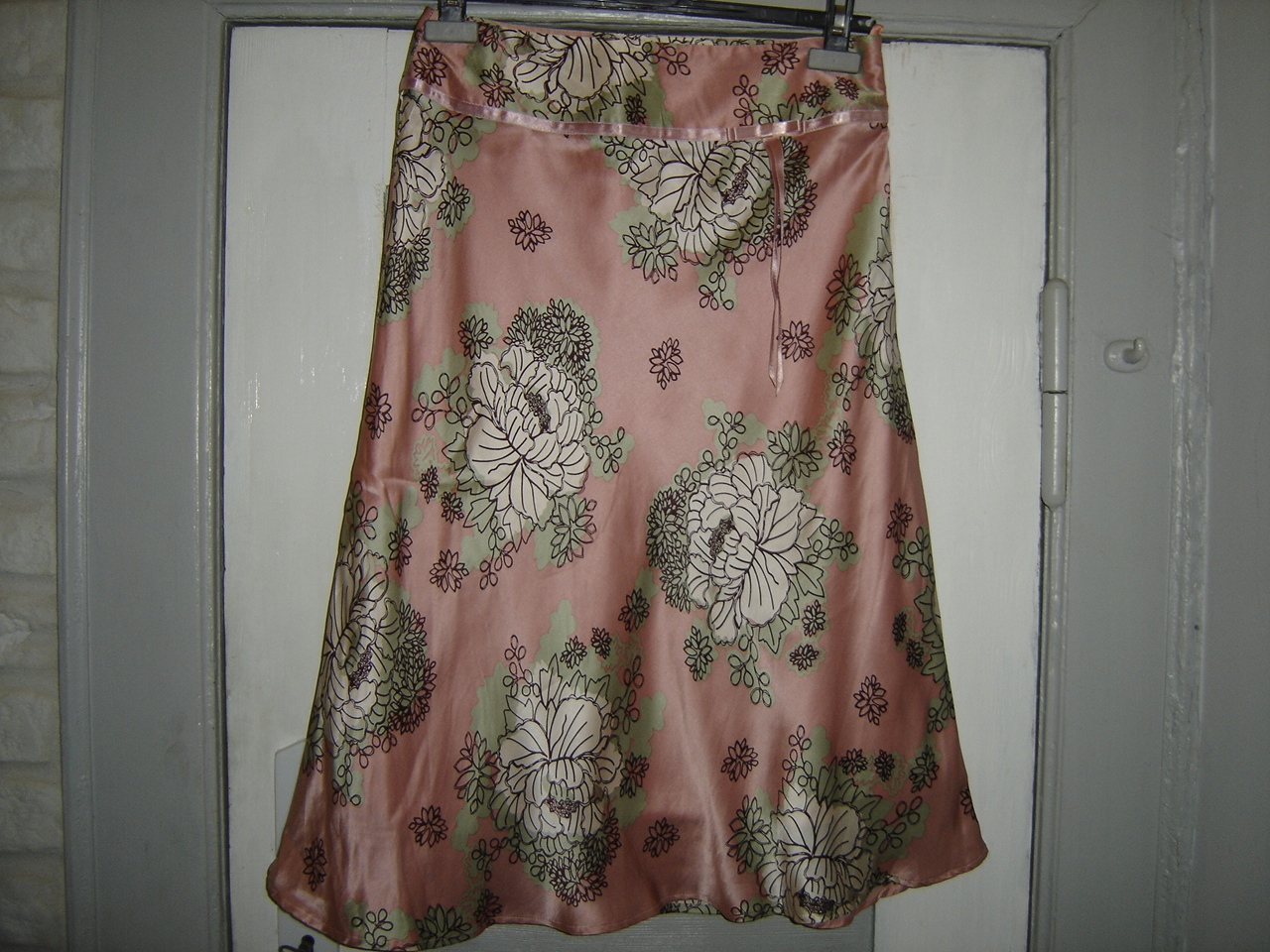 NEXT jedwabna spódnica 100% JEDWAB NOWA? 36