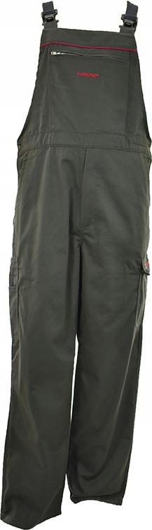 lMM4199 spodnie ochronne ogrodniczki XL