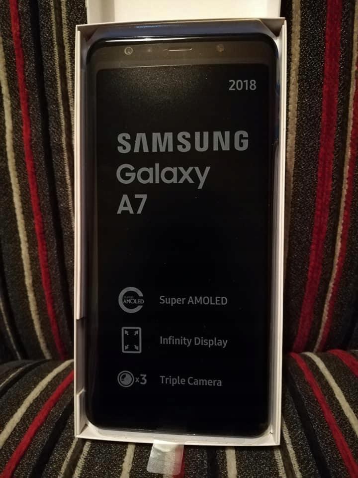 NOWY - Samsung Galaxy A7 - NOWY