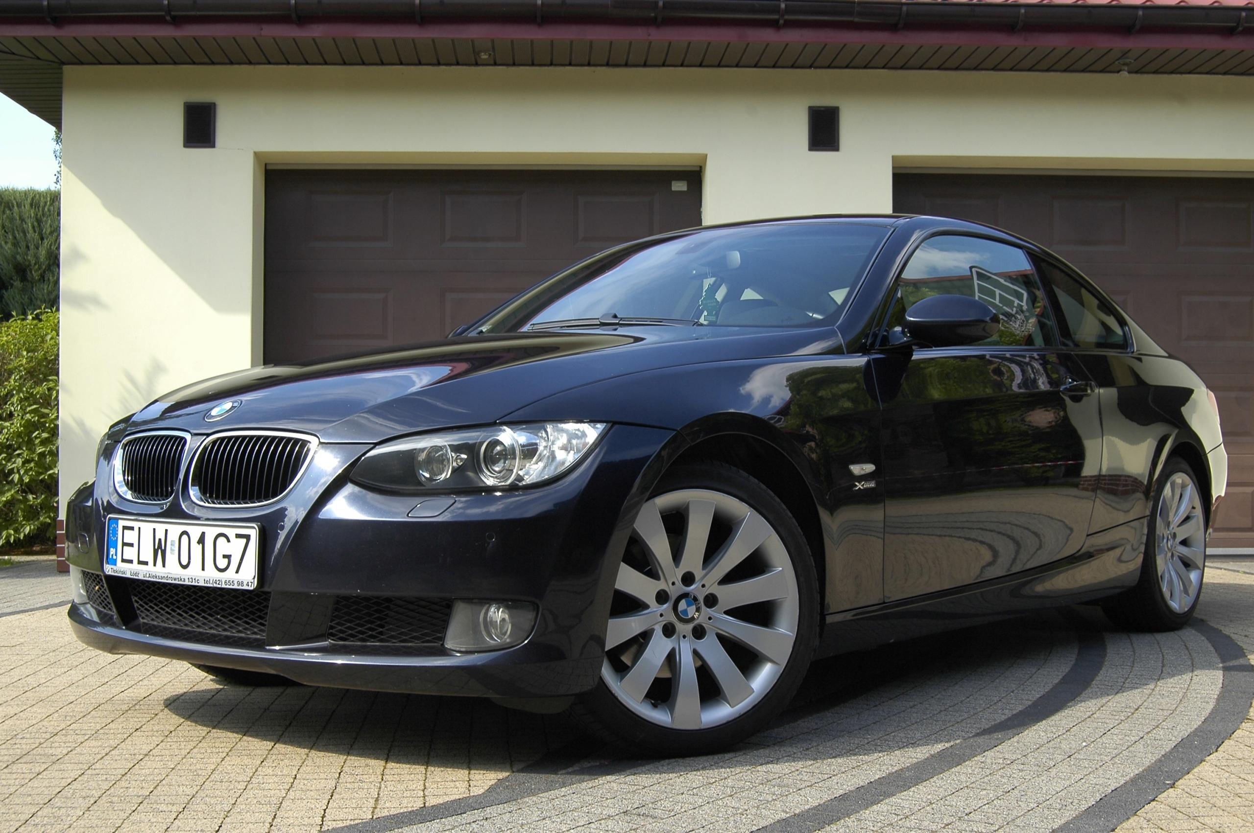 de9bc41ff BMW 320 D COUPE XDRIVE E92 - 7884533138 - oficjalne archiwum allegro