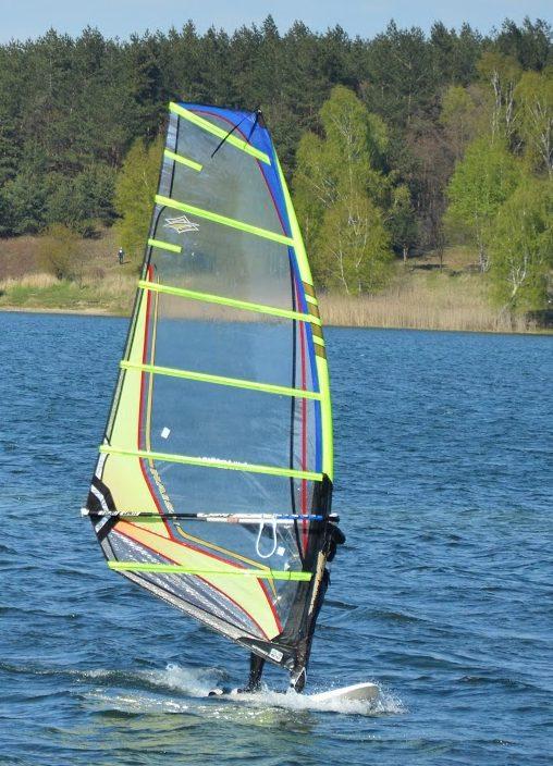 Żagiel windsurfingowy NAISH SESSION 6,0 2008r