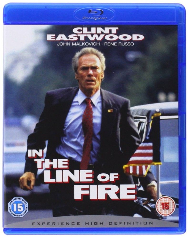 Na Linii Ognia [Blu-ray] In The Line Of Fire /PL/