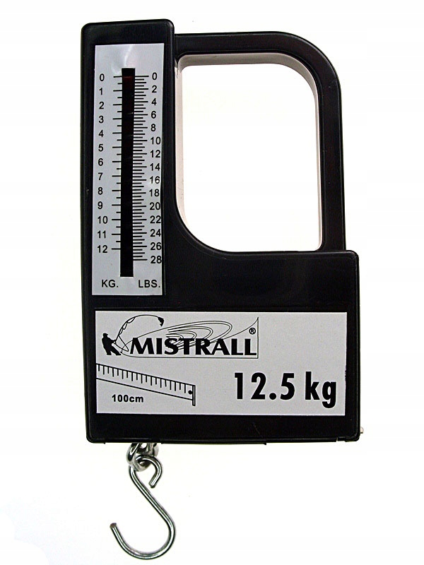 WAGA MECHANICZNA Z MIARKĄ MISTRALL do 12,5kg