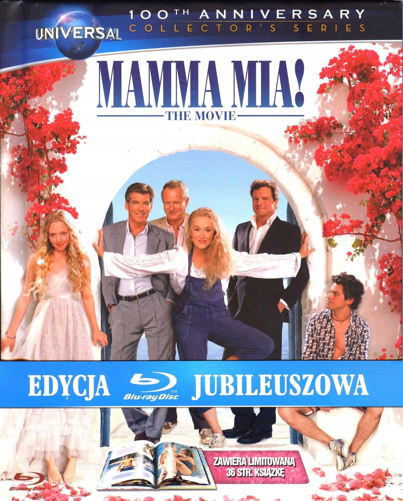 MAMMA MIA! /DIGIBOOK/ KS+BD
