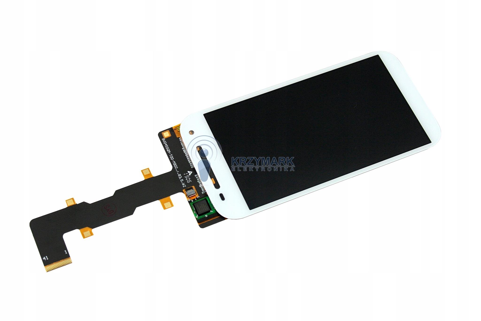 WYŚWIETLACZ LCD MOTOROLA MOTO E II +DOTYK XT1524