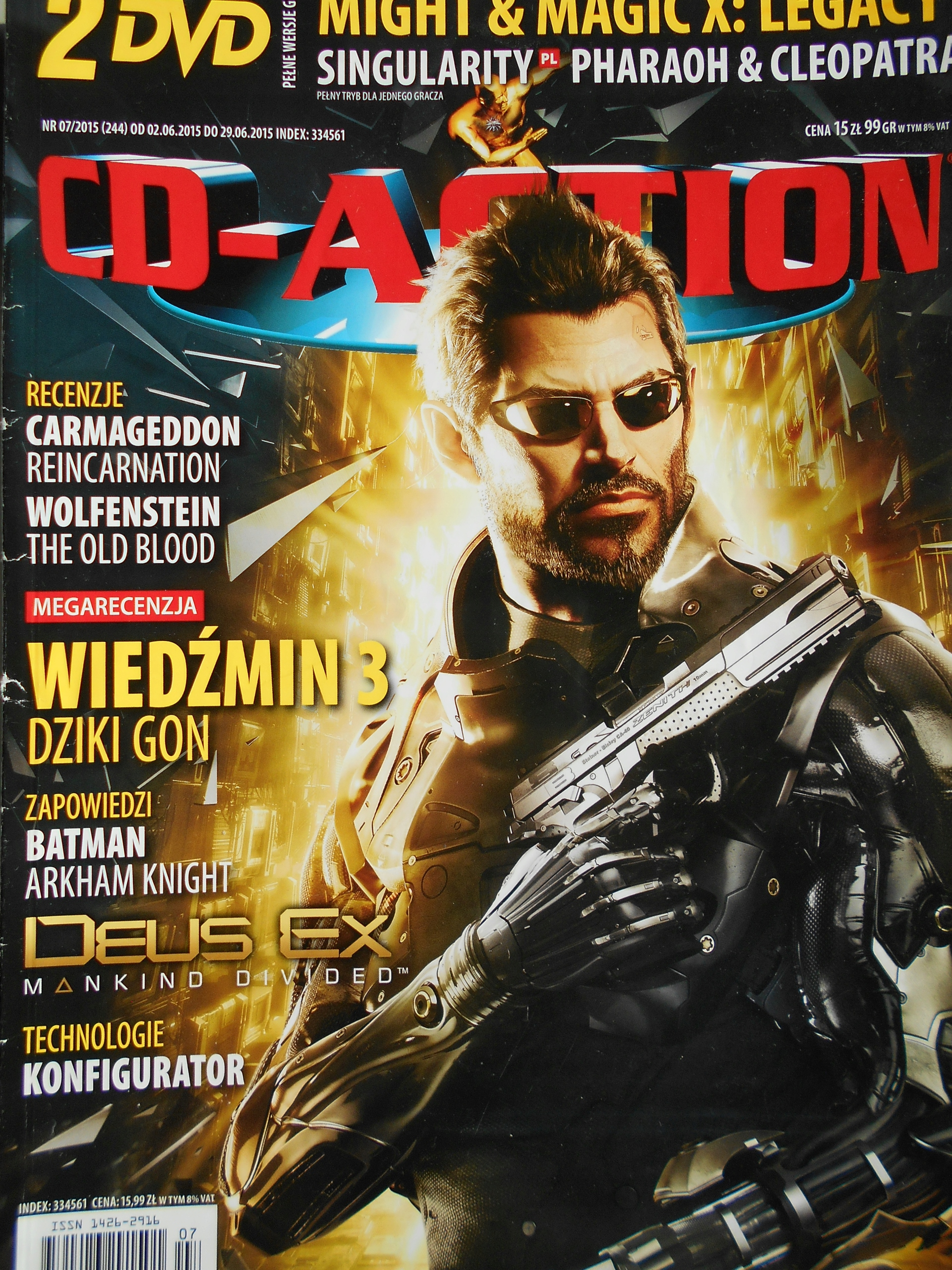 CD-ACTION * NR 07 / 2015