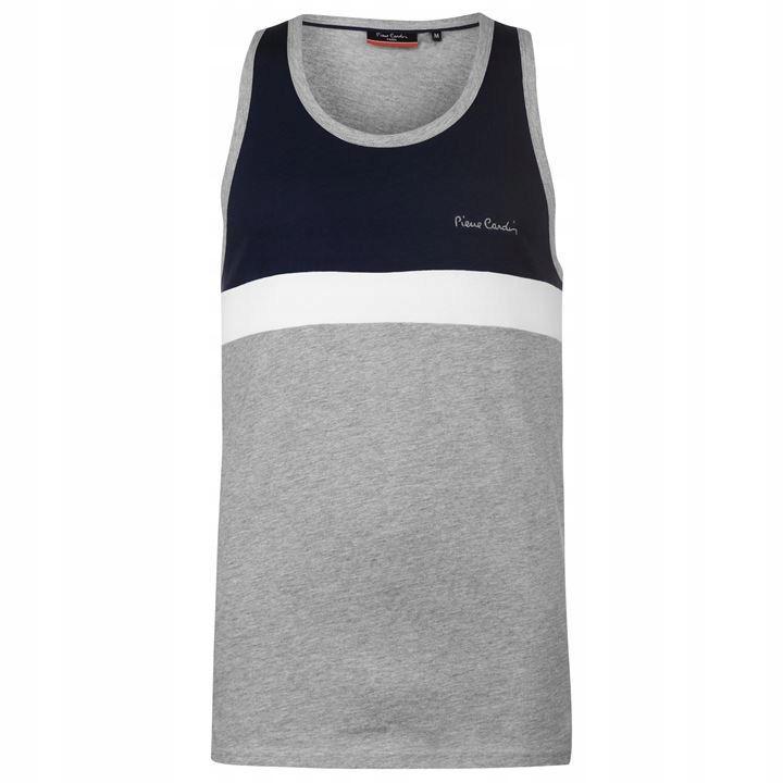 Koszulka Pierre Cardin bezrękawnik 580049 XXL 2XL