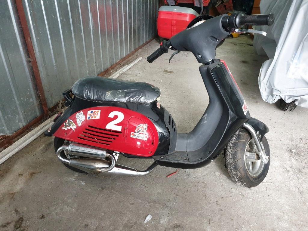 mini skuter spalinowy dla dzieci