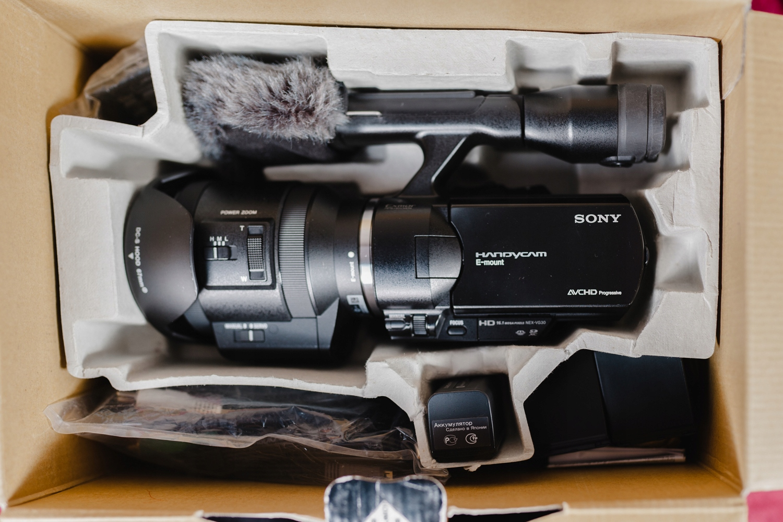 Kamera NEX-VG30E