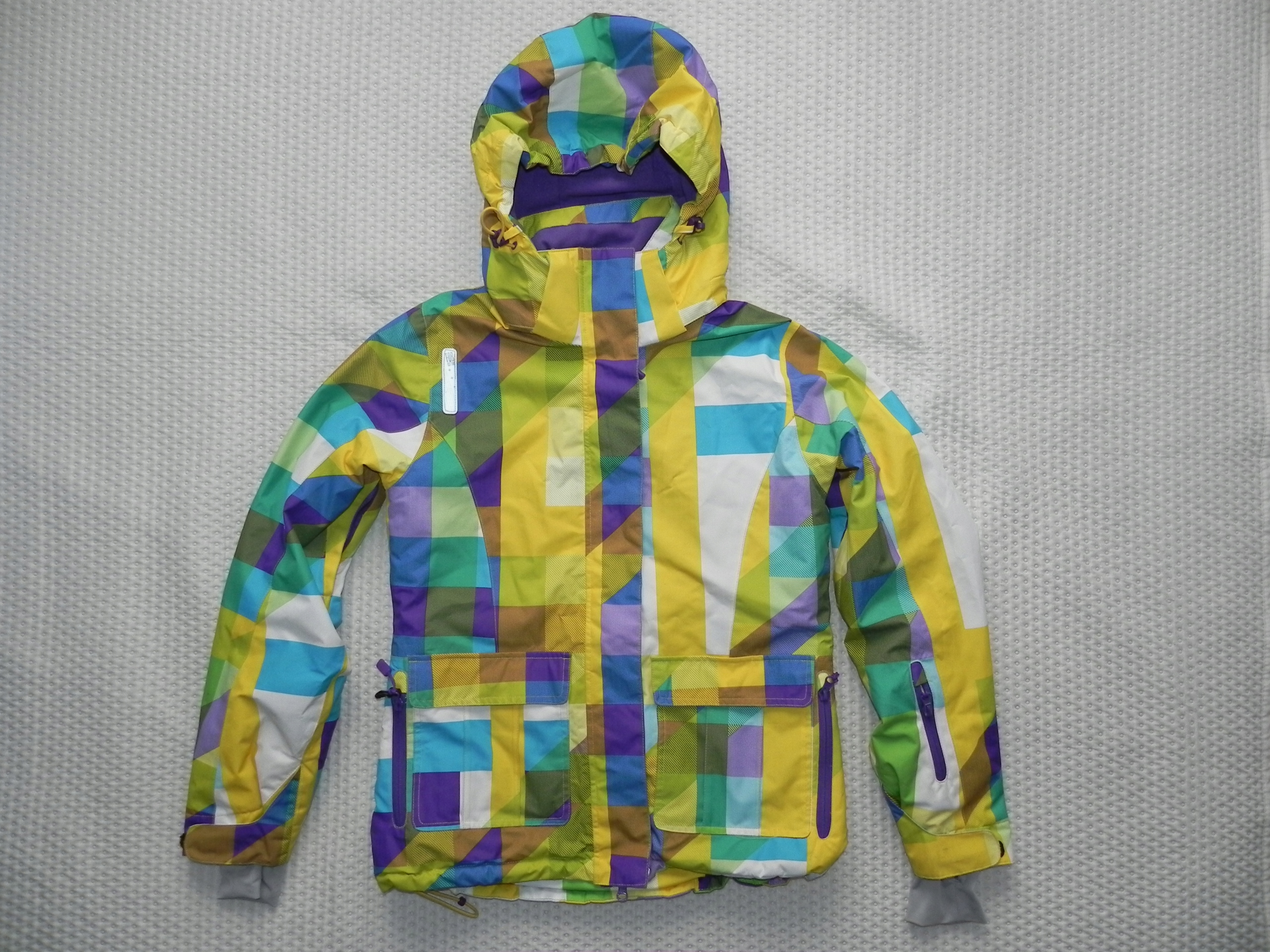 32b10ace0 Kurtka 4F FOB *narty snowboard* r.36 S - 7658718862 - oficjalne ...
