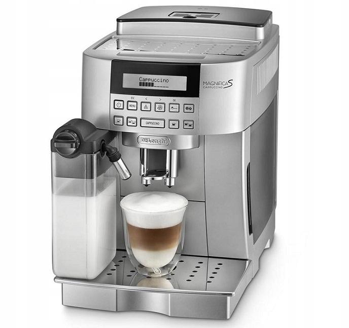 Ekspres ciśnieniowy do kawy Delonghi ECAM22.366.S
