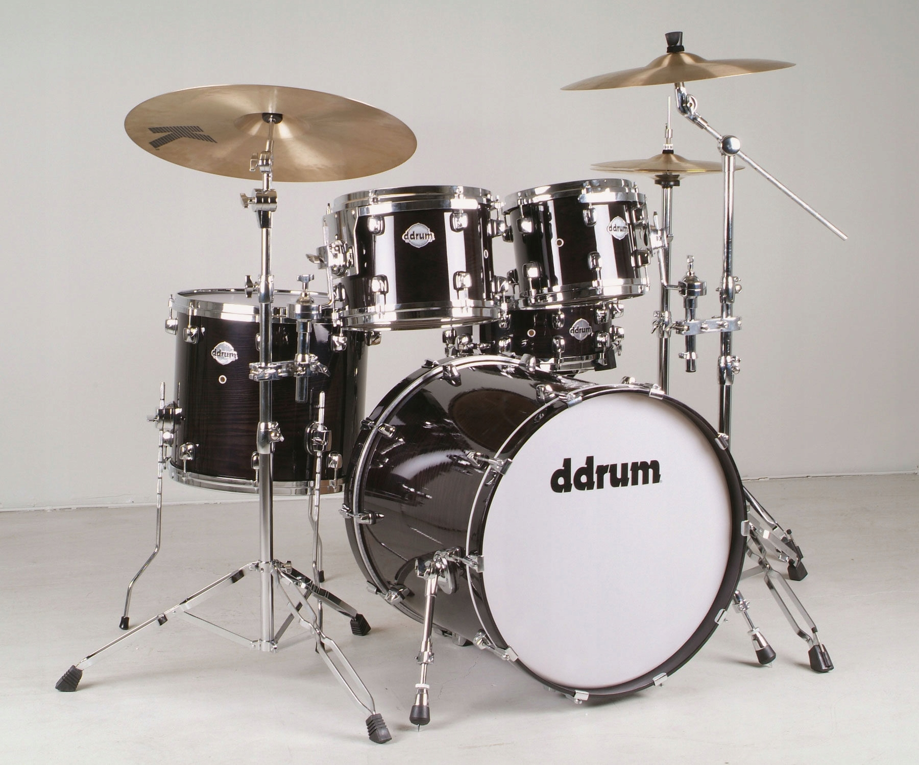 Perkusja Ddrum Dominion Ash Pokrowce Gratis