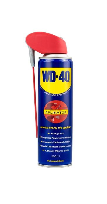 WD-40 Odrdzewiacz wielofunkcyjny Aplikator WD40